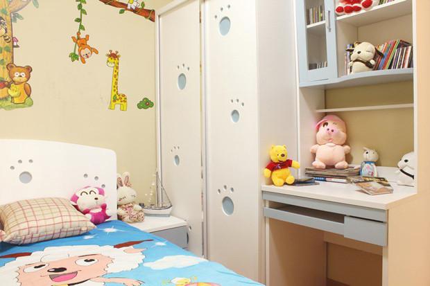 卧室,书桌,衣柜,儿童房