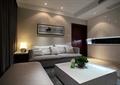 客厅,沙发,茶几,台灯,装饰画,玄关柜,鞋柜