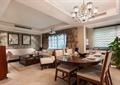 餐厅,客厅,餐桌椅,沙发,茶几