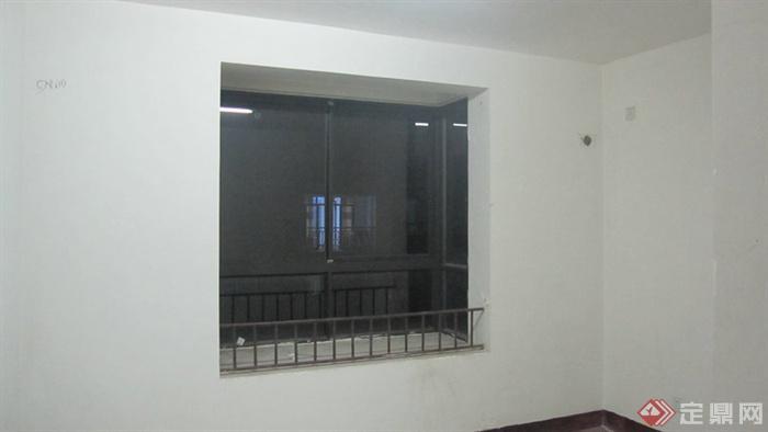 5㎡原2房巧改3房住宅室内实景和施工图片-窗子窗台
