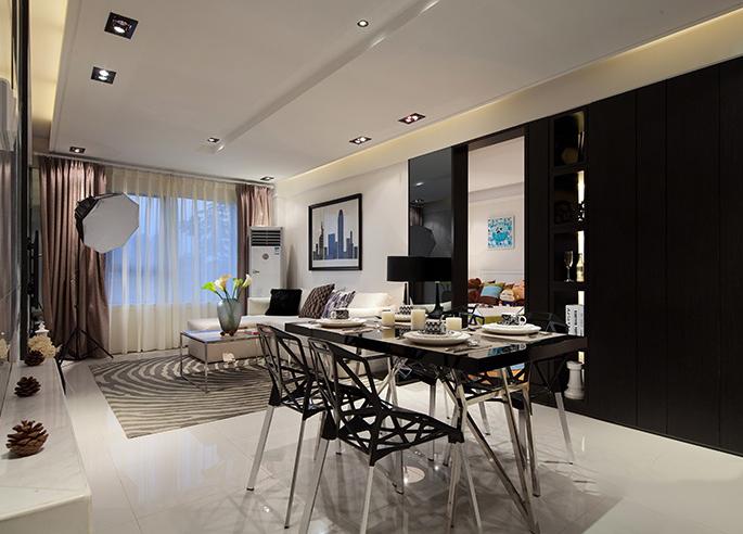 客厅,餐厅,住宅,沙发,餐桌椅