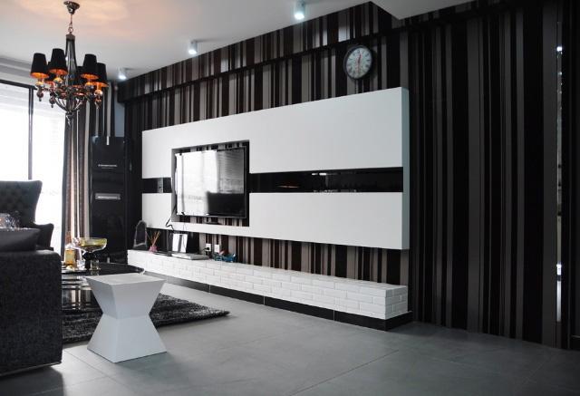 客厅,电视背景墙,电视柜