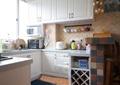 厨房,橱柜,电器,餐具