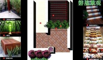 磐基景观--中海铂宫别墅景观设计工程