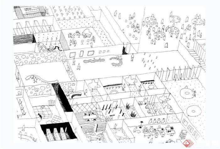 关于建筑手绘草图设计jpg图片图片