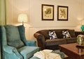 客厅,沙发,装饰画,单人沙发