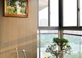 阳台,装饰品,盆栽植物,玻璃窗,装饰画