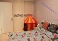 儿童房,卧室,床,衣柜,小帐篷