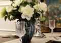 花瓶插花,杯具,餐具