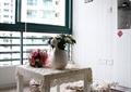 卧室,榻榻米,茶几,插花花瓶,储物柜