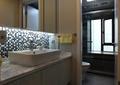 卫生间,卫浴柜,洗漱台,台盆,卫浴镜,地垫