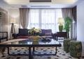 客厅,茶几,沙发,椅子,边柜