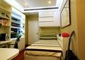 卧室,床,柜子,摆件,椅子,门