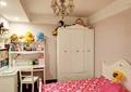 臥室,床,衣柜,書桌椅,書柜,吊燈