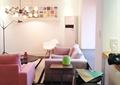 开完庭,沙发,吊灯,边几,椅子