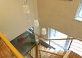 楼梯,跃层,吊灯