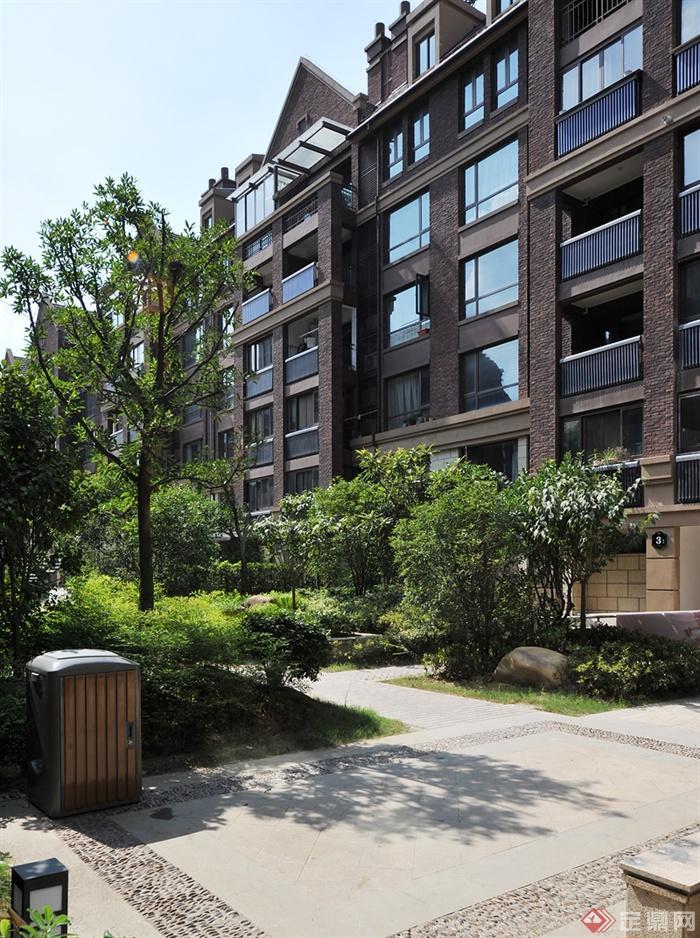 100㎡1室2厅住宅室内图片-住宅前院住宅景观-设计师