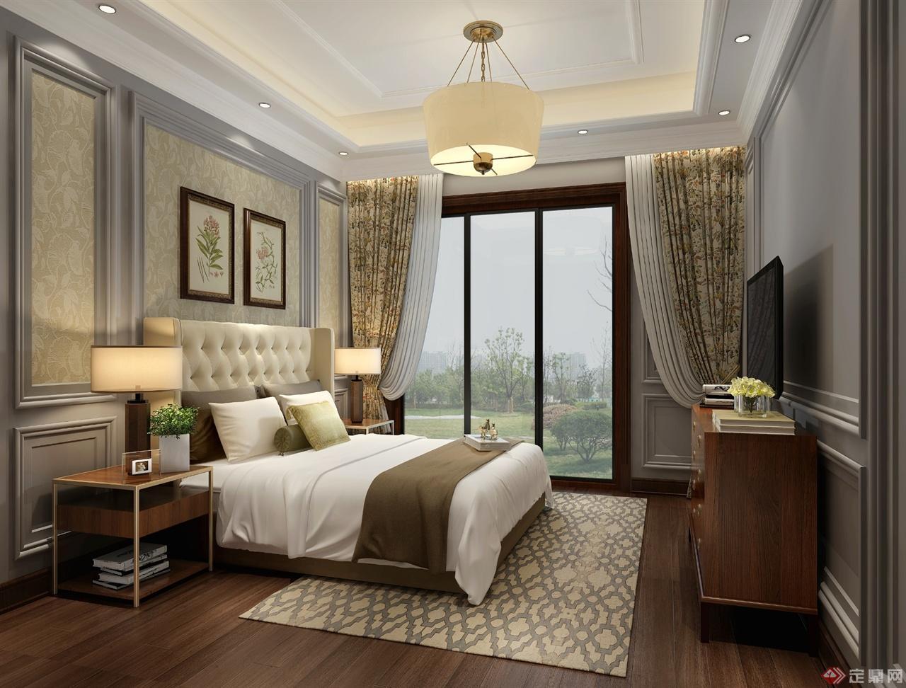 1110-美式卧室