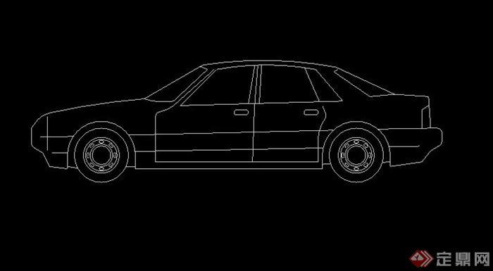 常用交通工具CAD图块(2)