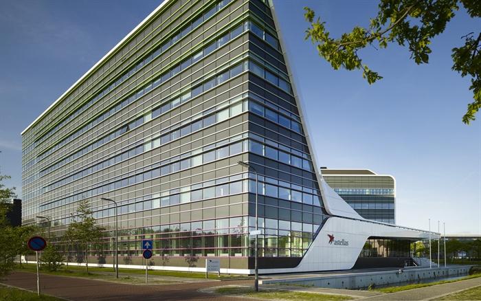 現代風格辦公樓建筑,景觀,室內設計實景圖