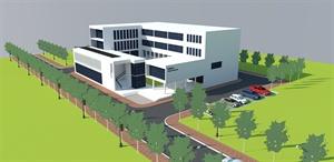 设计师活动中心建筑设计