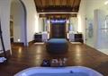 酒店,客房,衛生間,邊柜