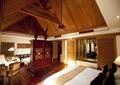 客房,卧室,床,桌椅,沙发,柜子
