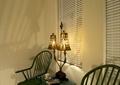 卧室,椅子,边柜,台灯
