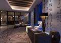 会所,背景墙,灯饰,茶桌椅