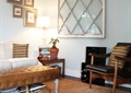 沙发,茶几,椅子,边几,装饰画