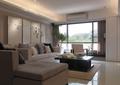 客厅,沙发,茶几,背景墙,窗子