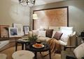 客厅,茶几,沙发,水果,摆件,装饰画,背景墙