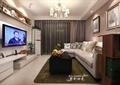 客厅,沙发,茶几,电视柜,电视墙
