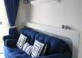 客厅,沙发,标灯,置物架
