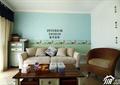 客厅,沙发,茶几,藤椅,边柜