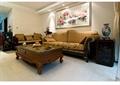 客厅,茶几,沙发,边几,装饰画