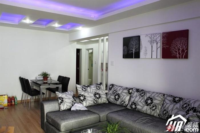 客厅,沙发,餐桌椅,装饰画