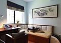 客厅,沙发,茶几,书桌椅,装饰画
