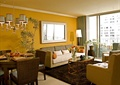 客厅,沙发,茶几,灯具,窗子,背景墙