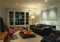 客厅,沙发,茶几,窗子,背景墙,灯饰