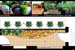 磐基景观---紫薇时光公园五楼阳台景观绿化设计工程