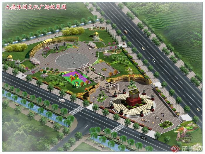 广场,文化广场,广场景观,休闲广场