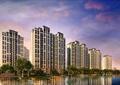 高层住宅,住宅楼,住宅景观,滨水住宅