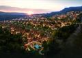 別墅區,小區設計,小區規劃,住宅景觀