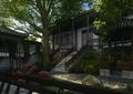祠堂景观,祠堂建筑,树池