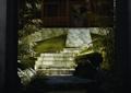 祠堂,台阶,草坪,祠堂景观