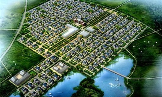 马辛庄新农村规划