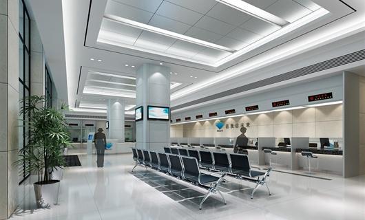 杭州银行业务用房装修工程