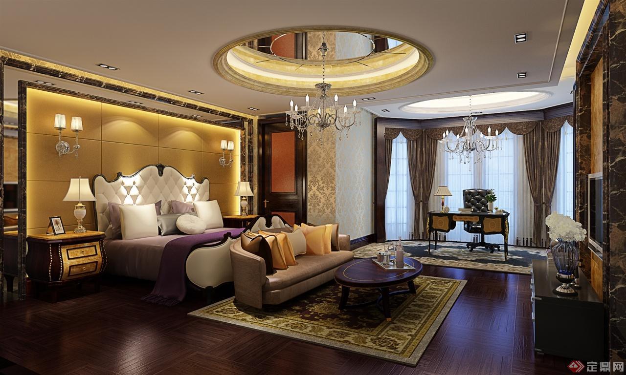 上海某别墅室内装修工程