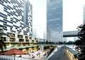 商业街,商业街景观,商业建筑,商业景观